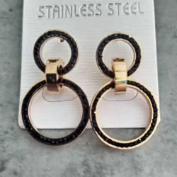 Boucles acier anneaux