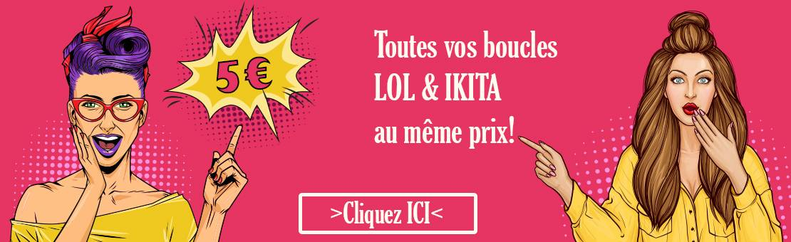 Promos LOL&IKITA
